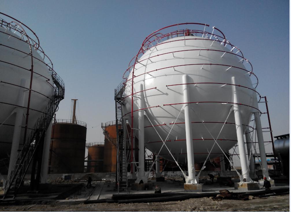 温州瑞安中海油码头防腐工程